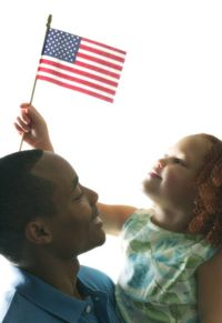 Dad_and_Girl_with_Flag